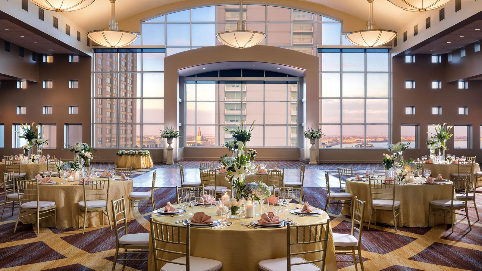 Wedding Ceremony Venues: Sheraton New Orleans Hotel